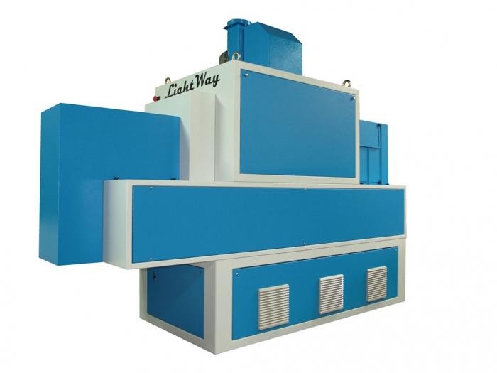 3D UV旋轉機乾燥機 2